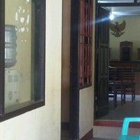 Photo taken at Pengadilan Negeri Selong by Kito s. on 2/16/2011