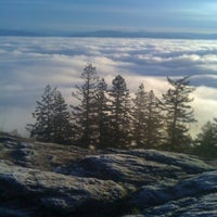Photo taken at Spencer Butte Park by Bill B. on 1/11/2012