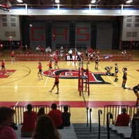 Photo taken at Glenwood High School by Brian W. on 8/28/2012