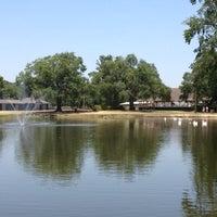 Photo taken at Pratt Park by Joseph D. on 6/27/2012
