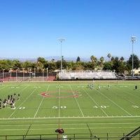 Photo taken at Ernie Chapman Stadium by Matthew P. on 8/25/2012