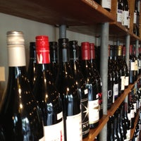 Photo taken at The Wine Vault by Dan W. on 3/9/2012