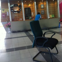 Photo taken at Perodua Service Center Rawang by Cindrellas S. on 7/28/2012