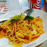 Photo taken at Food Court by pim p. on 8/21/2012
