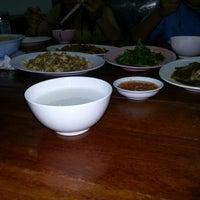 Photo taken at ร้านข้าวต้ม เพิ่มโชค by Chookiat H. on 8/25/2012