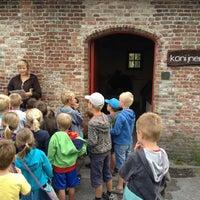Photo taken at Kinderboerderij De 7 Torentjes by Leen 🐸 on 8/21/2012