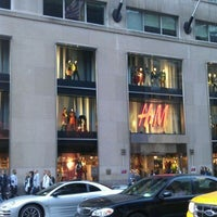 Photo taken at H&M by 🎀Cheryl🎀 on 9/18/2011