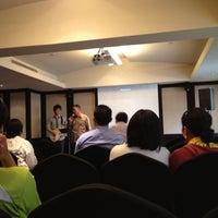 Photo taken at New Destiny Fellowship International-Filipino Congregation by Mage S. on 4/15/2012