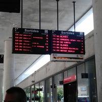 Photo taken at Lloret de Mar Bus Station by Anna T. on 7/19/2012