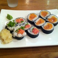 Photo taken at Empire Sushi by The T. on 5/24/2012