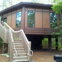Photo taken at Treehouse Villas at Saratoga Springs Resort by Jennifer F. on 5/9/2012