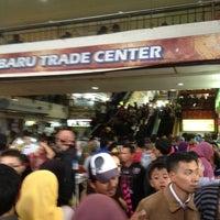 Photo taken at Pasar Baru Trade Center by fendy on 8/12/2012