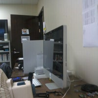 Photo taken at Patterson Office Tower by Amelia S. on 1/25/2012