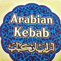Photo taken at Arabian Kebab by Tommaso L. on 10/9/2011
