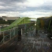 Das Foto wurde bei Les Docks – Cité de la Mode et du Design von David L. am 7/14/2012 aufgenommen
