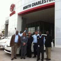... Photo Taken At Hendrick Toyota Of North Charleston By Ryan B. On 2/17  ...