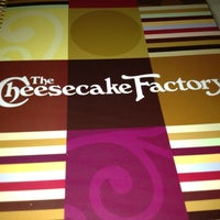 Photo taken at The Cheesecake Factory by michael on 2/17/2012
