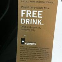 Photo taken at Starbucks by Gina T. on 3/14/2012