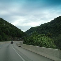Photo taken at North Carolina / Tennessee State Line by Scott H. on 5/31/2012