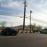 Photo taken at Holiday Inn Express Las Vegas-Nellis by Denise D. on 3/5/2012
