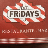 Photo taken at T.G.I. Friday's by Carlos Q. on 6/3/2012