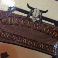 Photo taken at Chuck Wagon Restaurant by Barbara P. on 4/6/2012