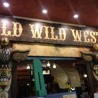 Photo taken at Old Wild West by Raniero on 8/30/2012
