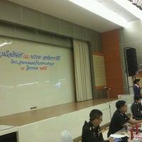 Photo taken at อาคารสงเคราะห์กองทัพบกส่วนกลาง(พญาไท) by Rangsun R. on 8/9/2012