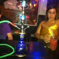 Photo taken at Santuario Bar by Amanda N. on 3/16/2012