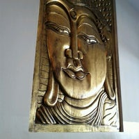 Photo taken at Buddha's Kitchen by Riad D. on 4/26/2011