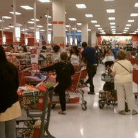 Photo taken at Target by Sam M. on 9/10/2011