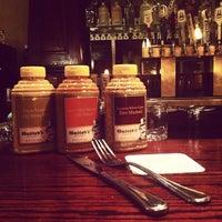 Photo taken at Rheinlander German Restaurant by Nicolle C. on 8/17/2012