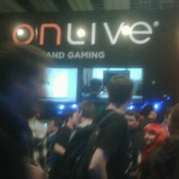 Photo taken at Eurogamer Expo by Oli J. on 9/23/2011