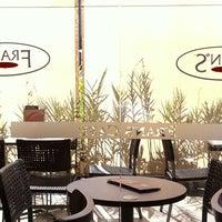 Photo taken at Fran's Café by Ivan P. on 7/10/2011