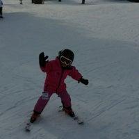 Photo taken at Hunter Mountain Ski Resort by Louise J. on 1/21/2012