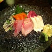 Photo taken at Yoshi Sushi by Daniel C. on 9/2/2012