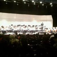 Photo taken at Santa Monica Civic Auditorium by Krissie K. on 3/11/2012