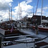 Photo taken at Bowen's Wharf by Tim M. on 6/26/2012