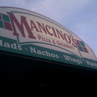 Photo taken at Mancino's Pizzas & Grinders - Alma by Jeff S. on 4/14/2012