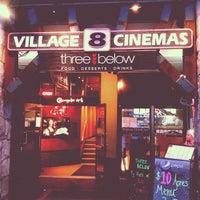 Photo taken at Village 8 Cinemas by Owen C. on 1/29/2012