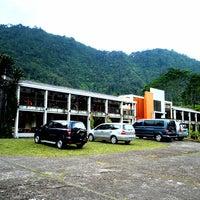 Photo taken at Melrimba Garden by Explore Indonesia on 7/18/2012