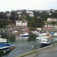 Photo taken at Looe by Andrew H. on 8/20/2011