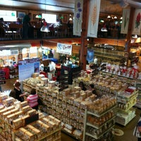 Photo taken at Bob's Red Mill Whole Grain Store by Lisa B. on 4/21/2012