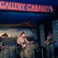 Photo taken at Gallery Cabaret by Amanda R. on 9/3/2011