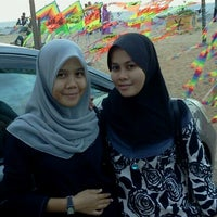 Photo taken at Pantai Cahaya Bulan (PCB) by SafwandeAfiq on 9/3/2011