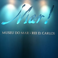 Photo taken at Museu do Mar Rei D. Carlos by Mario A. on 9/25/2011
