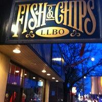 Foto tirada no(a) Olde Yorke Fish & Chips por Paul Y. em 10/28/2011