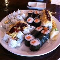 Photo taken at Sushi Shack by Jane C. on 6/8/2012