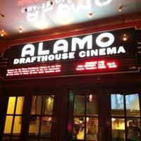 Photo taken at Alamo Drafthouse Cinema – Ritz by Steph W. on 4/27/2011