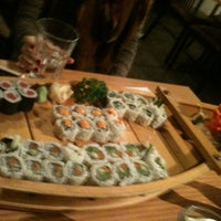 Photo taken at Matsu Sushi by Andrew M. on 11/24/2011